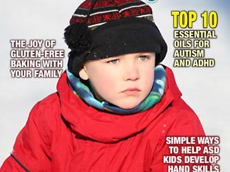 """10 najważniejszych olejków eterycznych dla autystów wg. amerykańskiego magazynu """"Autism Parents"""