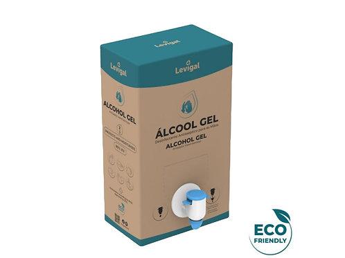 Álcool em Gel 80%  1L