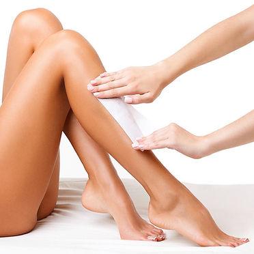 Silky smooth waxing