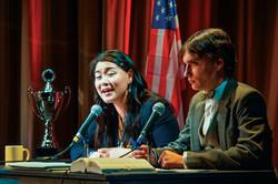 The 25th Annual Putnam County Spelling Bee - Toly Postavolav, Alina Kim