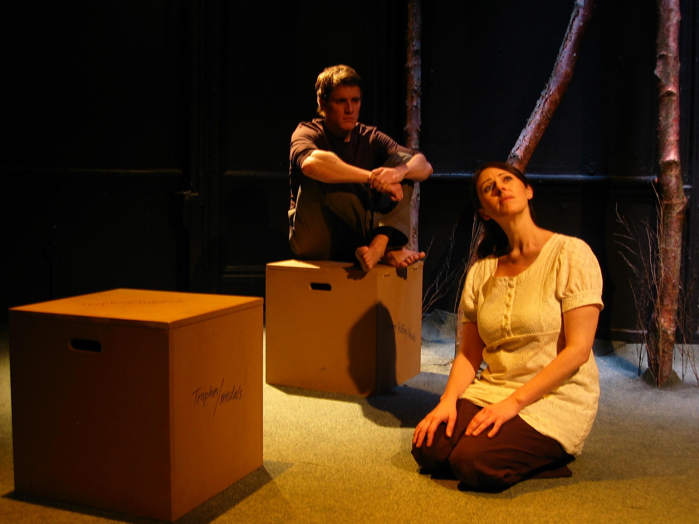 John & Jen - Helen Evans and Jon Hawkins