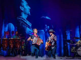 Con un Movistar Arena repleto, Los Vásquez despiden su temporada de conciertos 2018, y se preparan p