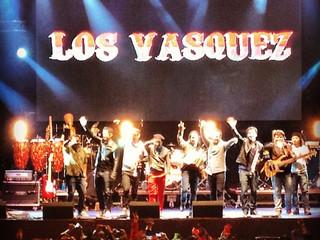 Un marco impresionante de gente coronó la noche final del Festival de la Voz de Ancud en Arena Grues