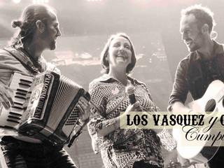 Los Vásquez lanzan nueva canción junto a su mamá