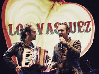 Los Vásquez agotan Movistar Arena y son la banda chilena más popular del siglo XXI