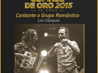 Los Vásquez ganan el copihue de oro 2015