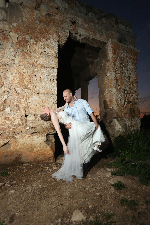 26.02.16 החתונה של מירב ונועם