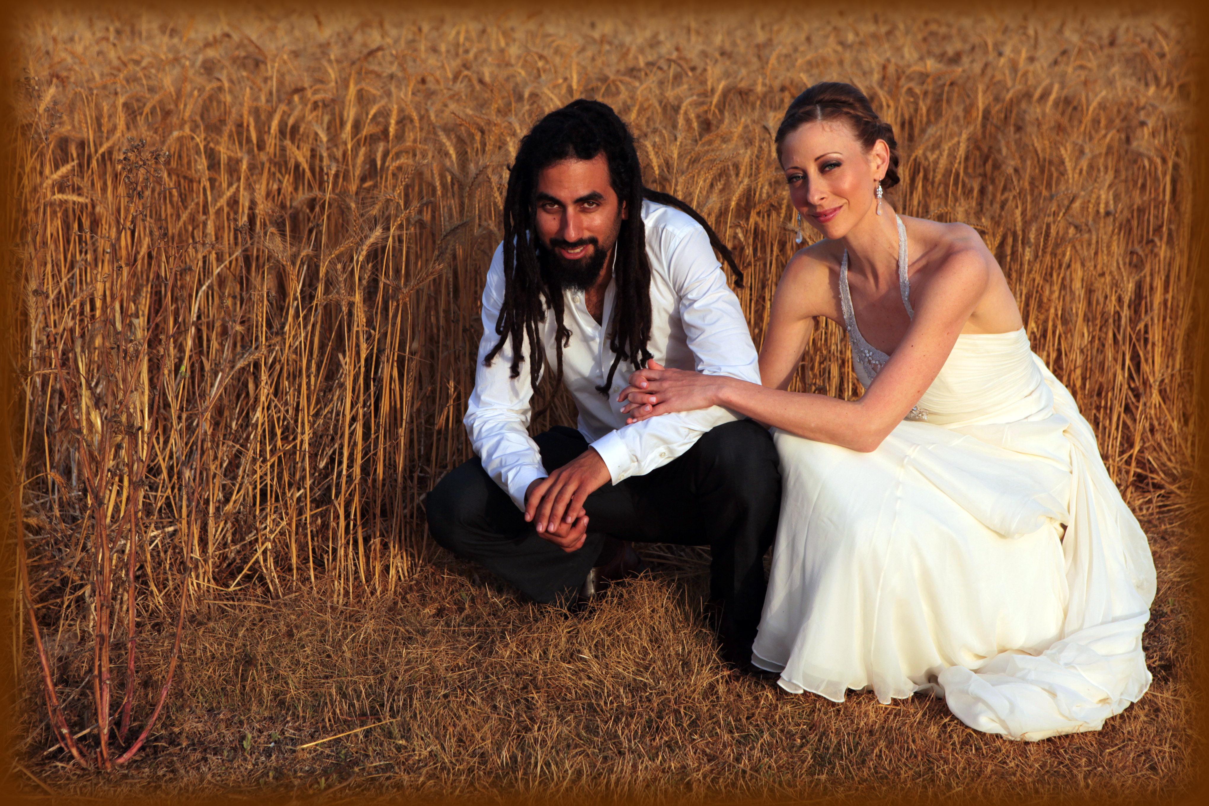 החתונה של אורנה וליאור 17.05.09