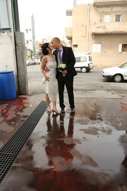 החתונה של איילת עדי 03.03.14