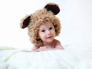 התינוקת שלא הפסיקה לחייך