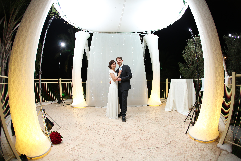החתונה של אלישבע ונועם 14.06.15