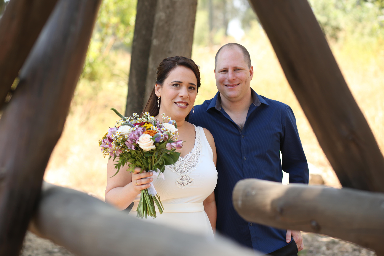 החתונה של אפרת וירון 26.07.15