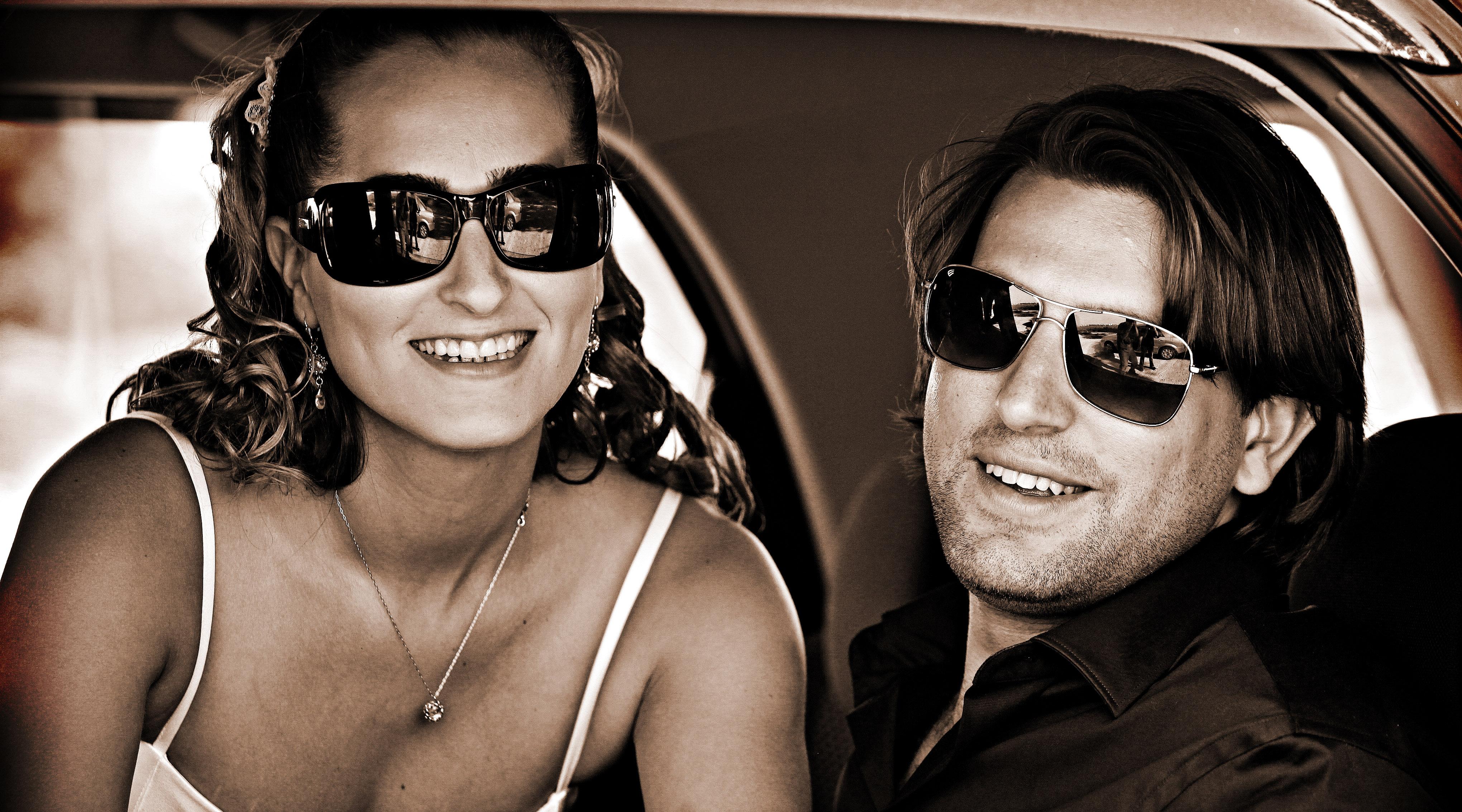 החתונה של רותם וקופי 02.06.11