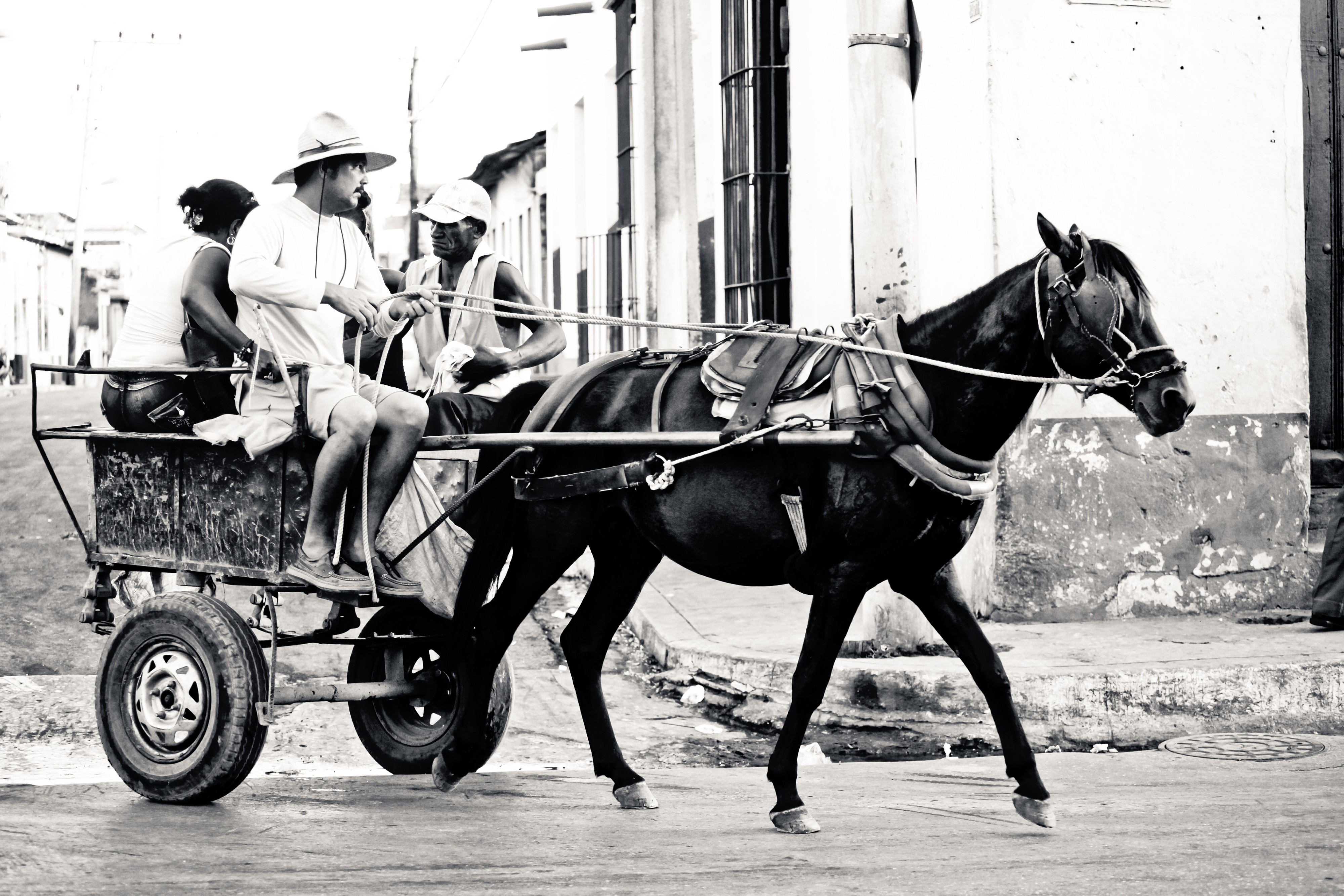 photos from the roads: Cuba