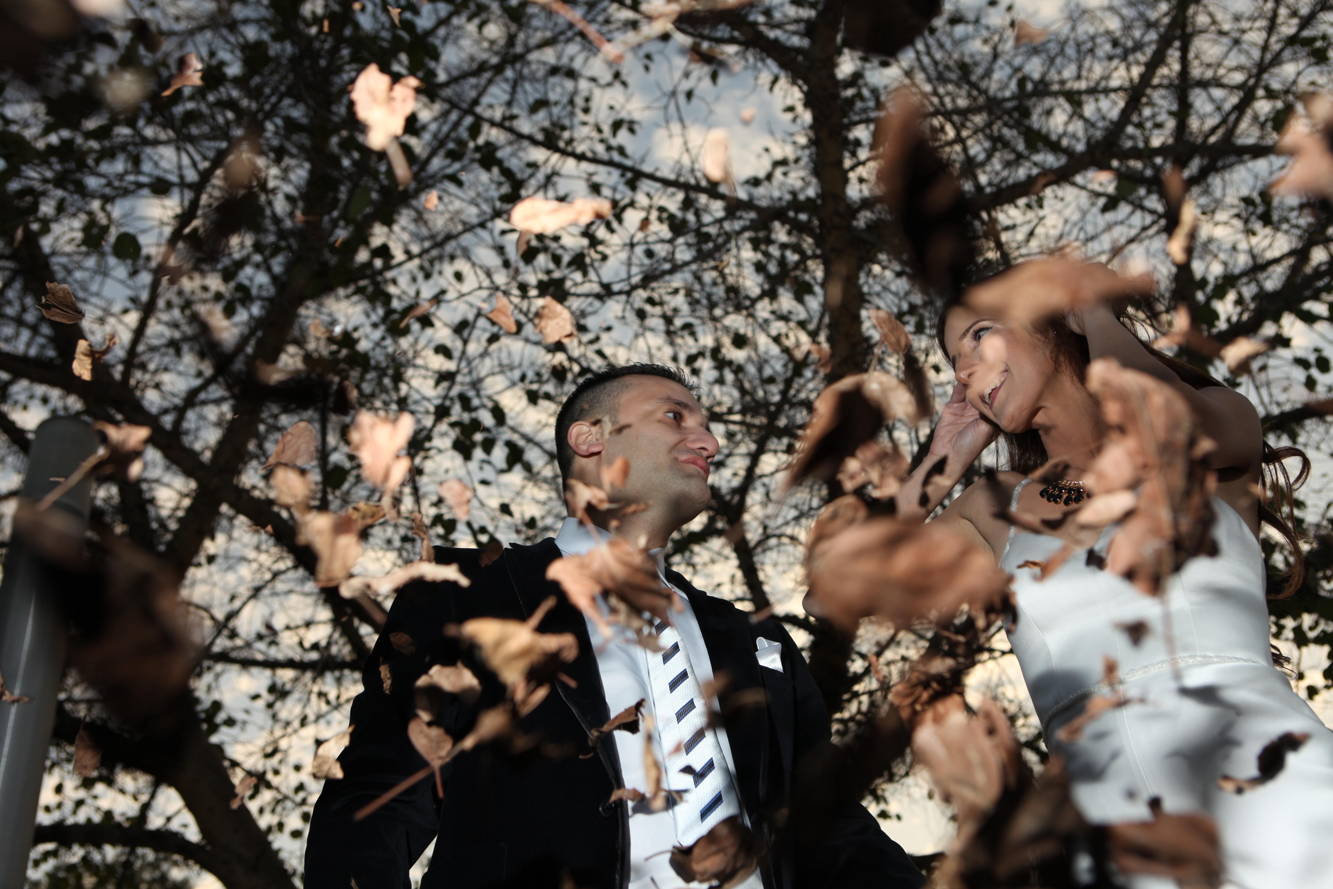 החתונה של דנה וחזי נור 02.01.14