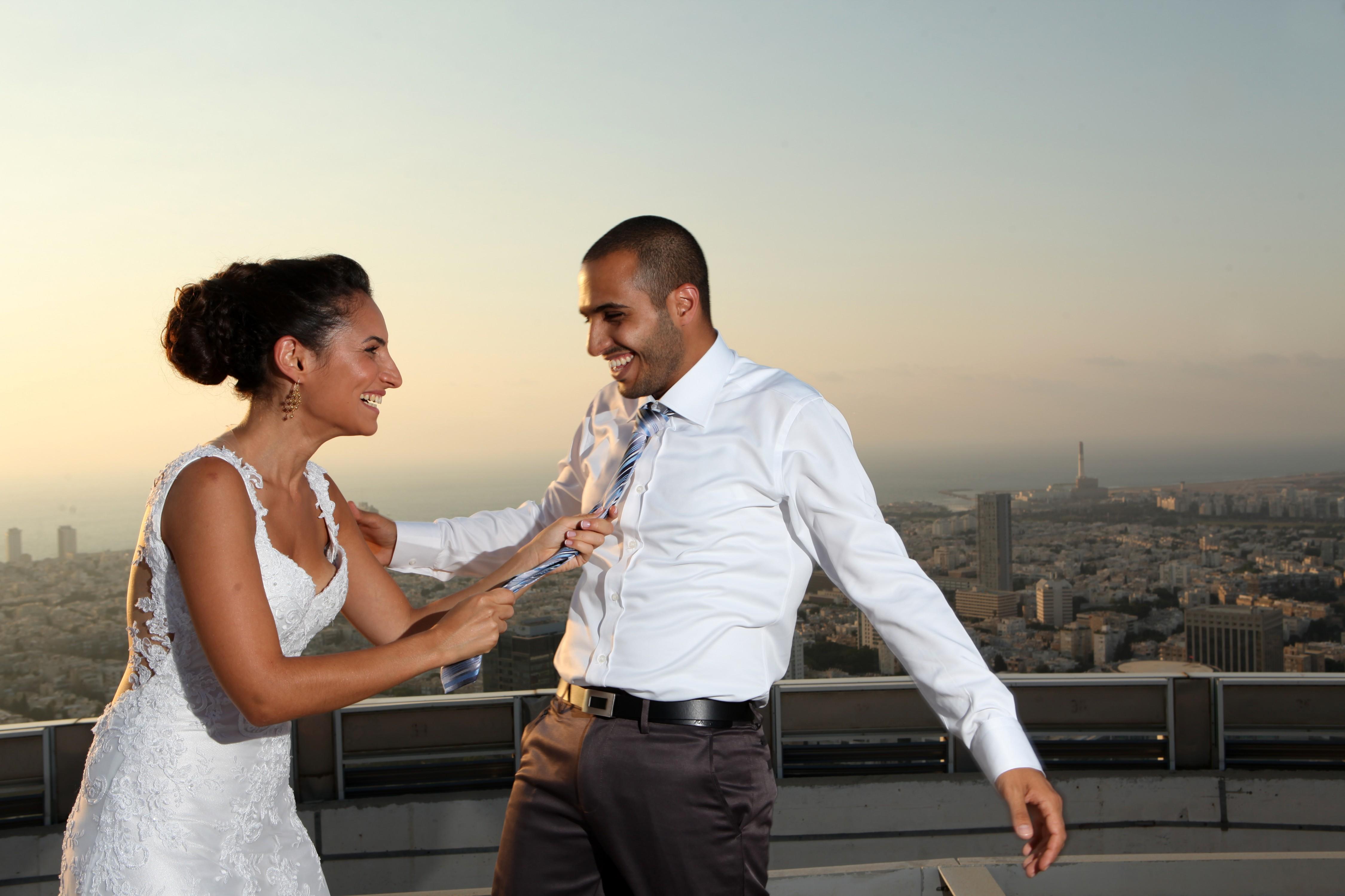 Hadar & Ori's Wedding  20.08.12