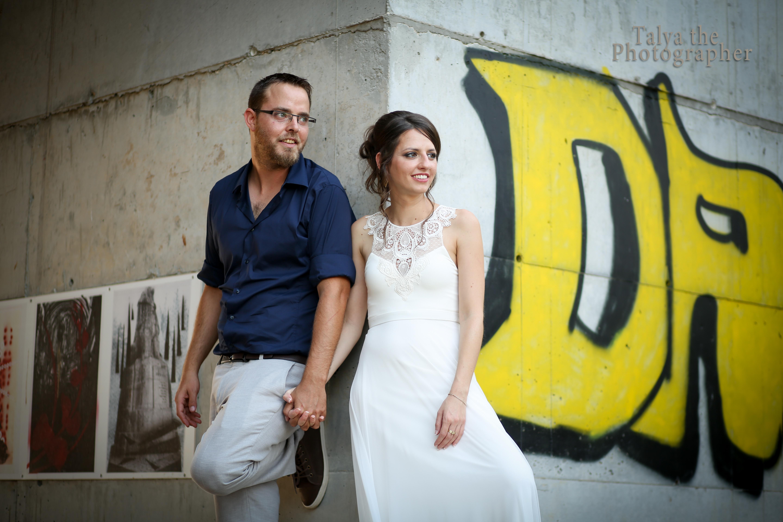 החתונה של ליאור ועידו 09.07.14
