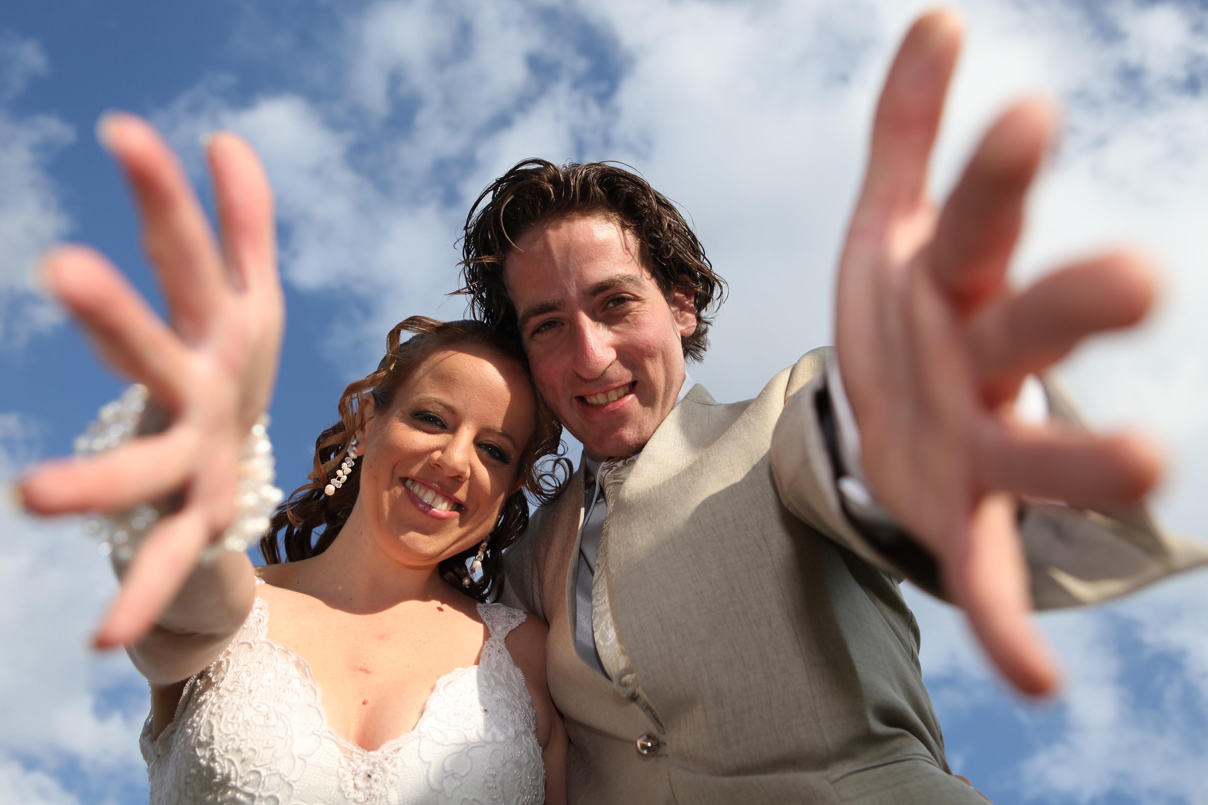 החתונה של עדי ודרור 16.03.10
