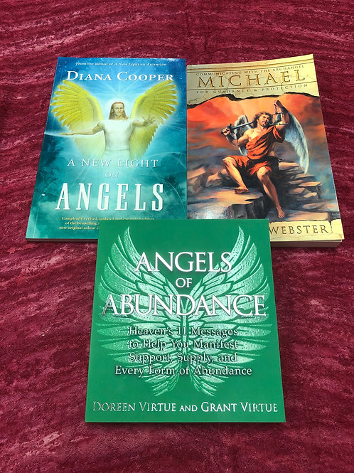 Angels Book Set