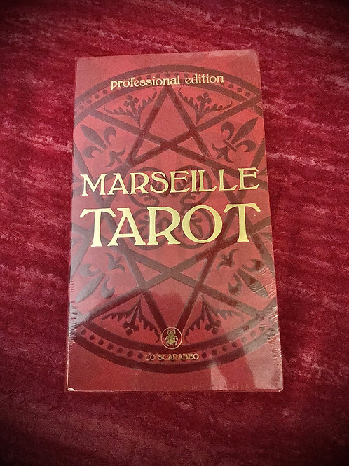 Marseille Professional Tarot Deck
