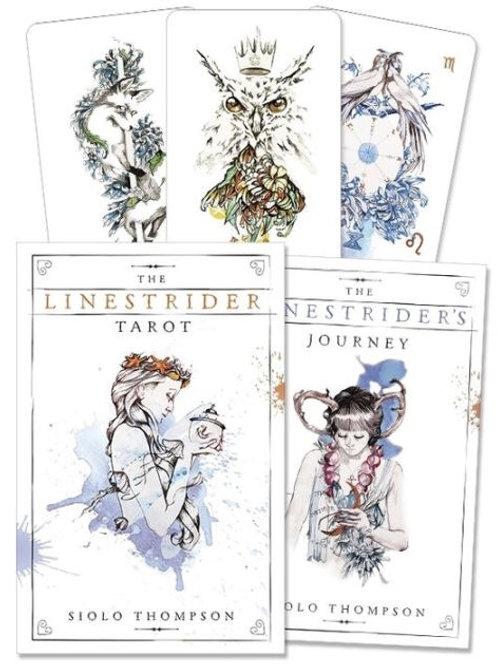 Linestrider Tarot Book & Deck Set