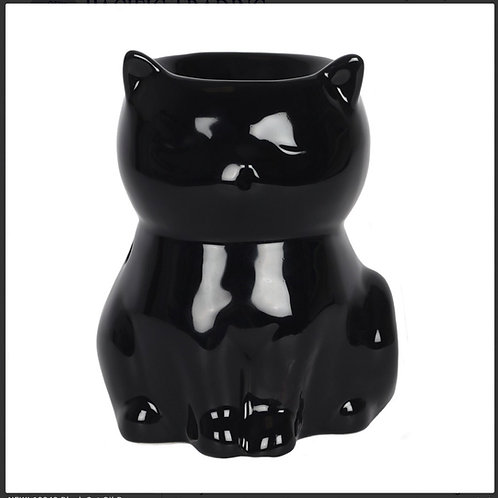 Black Cat Oil or Wax Burner