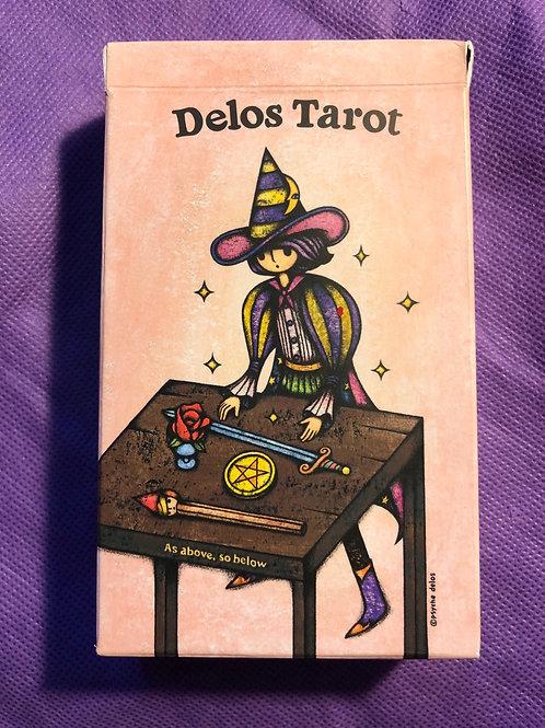 Delos Tarot (no booklet)