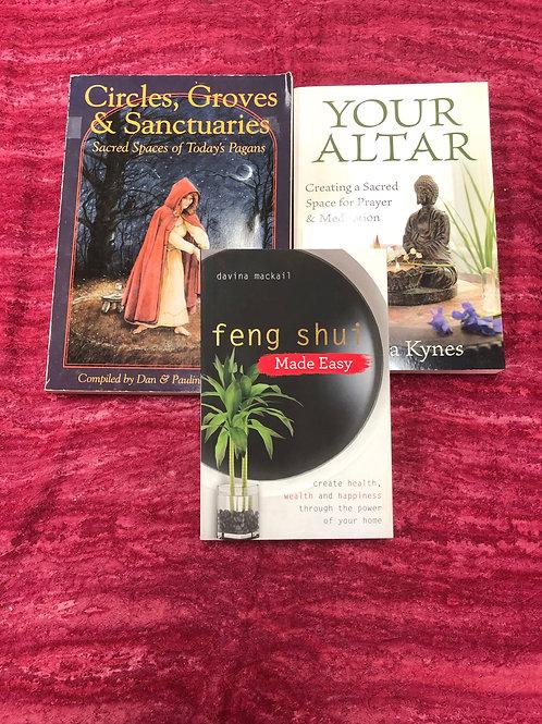 Sacred Space Book Set