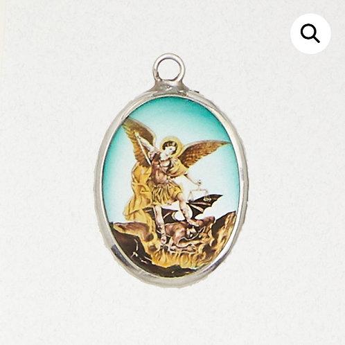 Saint Michael (Archangel) Pendant