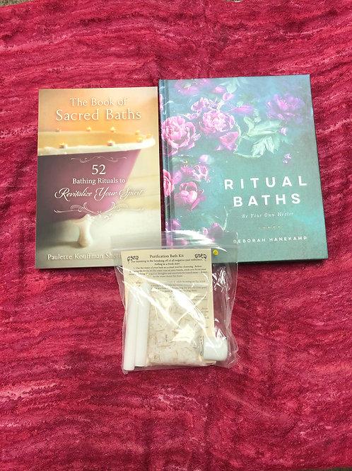 Book & Bath Kit