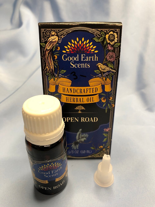 Open Road Herbal Oil