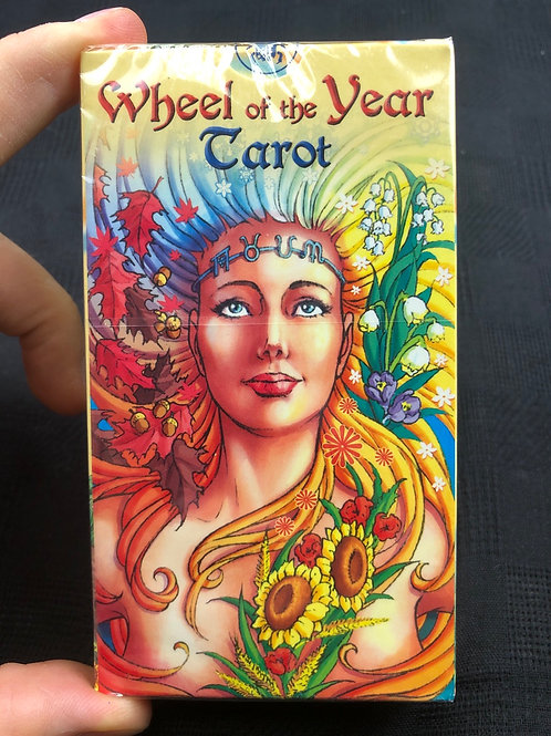 Wheel of the Year Tarot Deck
