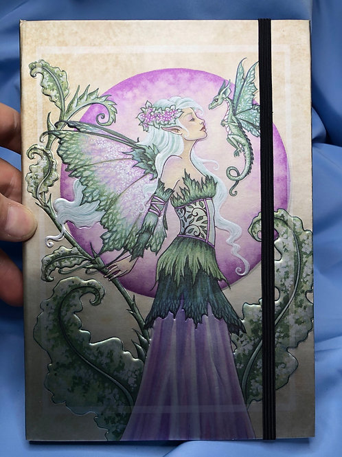 Fairy Discovery Blank Journal