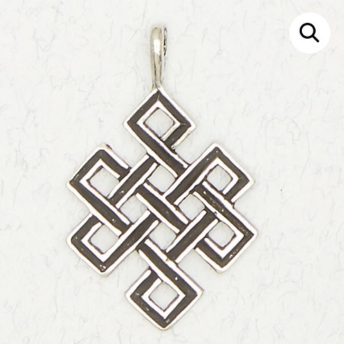 Eternity Knot Pendant
