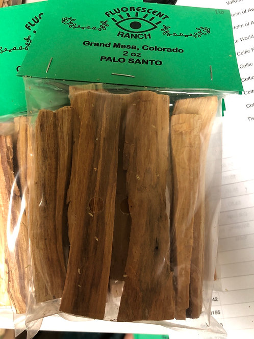 Palo Santo 2 Ounces