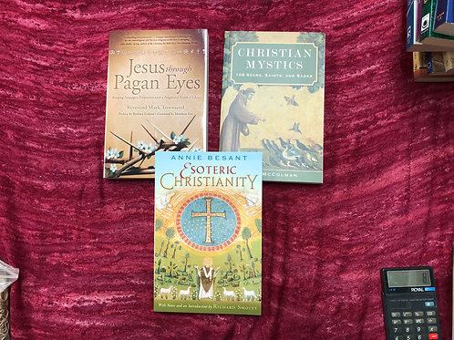 Christian Mysticism Book Set