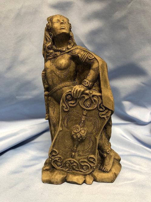 The Morrighan (Morrigan) Statue