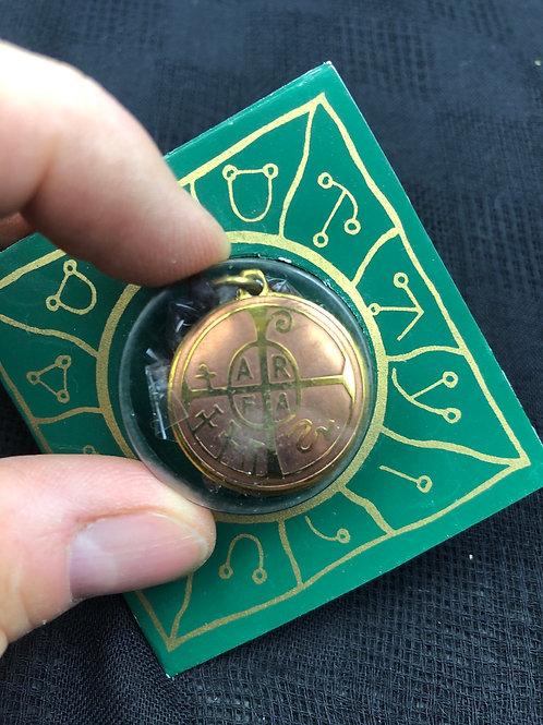 Key of Solomon Health & Vitality Pendant