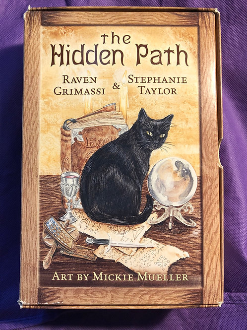 The Hidden Path Oracle (out of print)