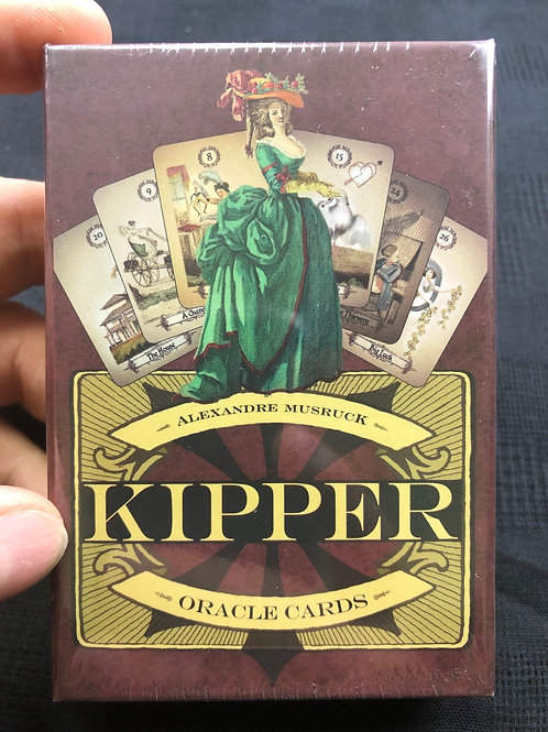 Kipper Oracle Cards (Alexandre Musruck)