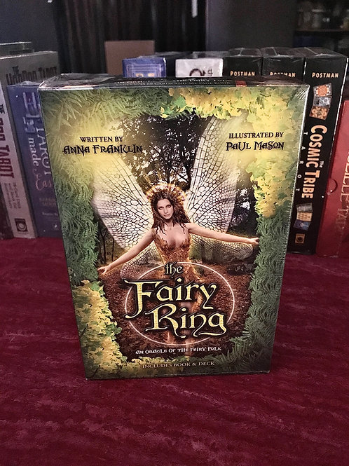 Fairy Ring Deck & Book Set