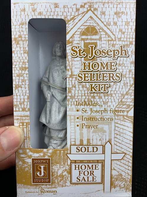 St. Joseph Home Sellers Kit (small statue)