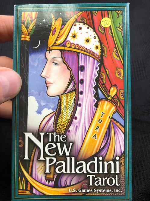 New Palladini Tarot