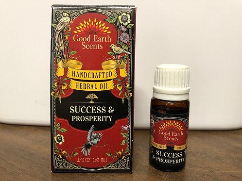 Success & Prosperity Herbal Oil
