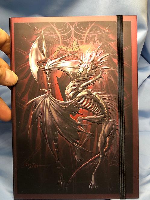 Litche Blade Blank Journal