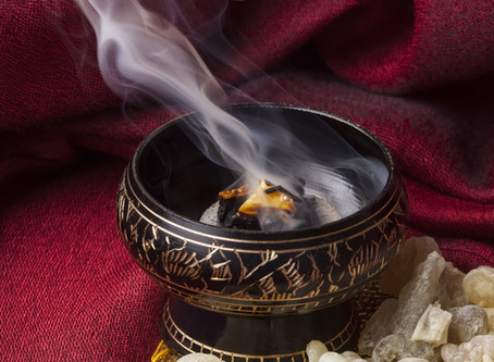Cleansing & Protection Incense Recipe