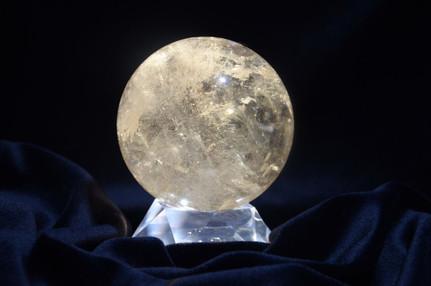 Caclite Sphere