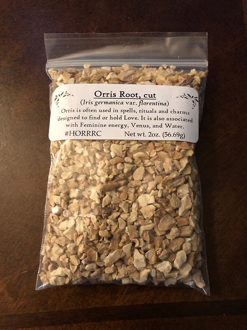 Orris Root 2 ounce