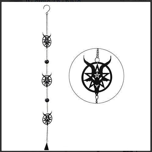 Baphomet Wind Chime