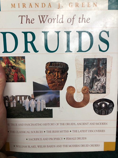 Way of the Druids (pre-owner)
